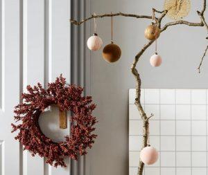 ozdoby świąteczne do pokoju